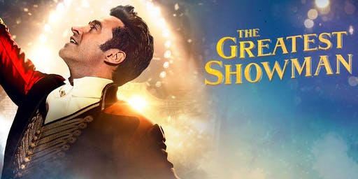 St Mary's Family Movie Night - The Greatest Showman