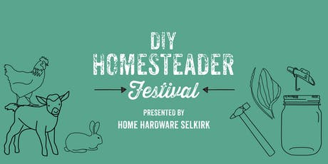 DIY Homesteader Festival tickets
