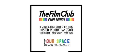 The Film Club *PRIDE Edition* tickets