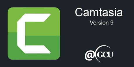 Camtasia 9: Introduction/Refresher  tickets