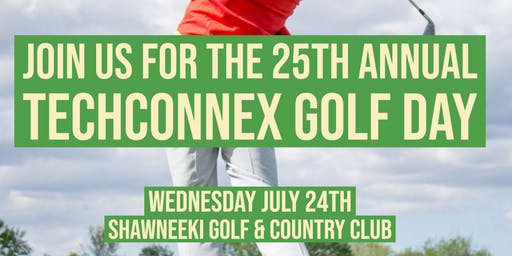 2019 TechConnex Golf Day