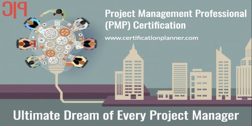 Project Management Professional (PMP) Course in Eugene (2019)