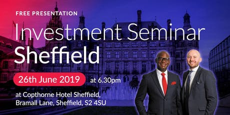 Sheffield Investment Seminar on Buy2LetCars tickets