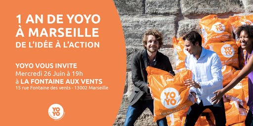 1 an de Yoyo à Marseille !