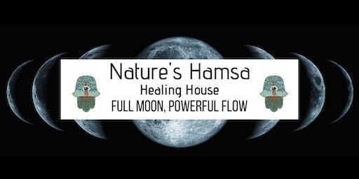 Full  Moon, Powerful Flow