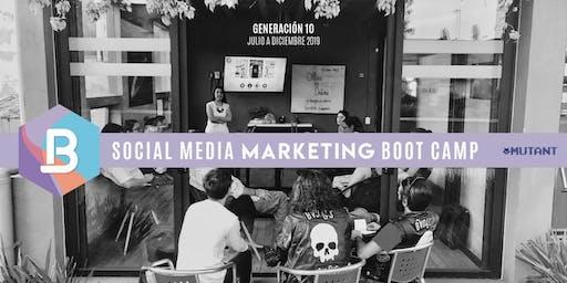 Social Media Marketing Boot Camp G10