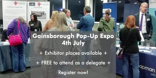 Gainsborough Pop-Up Expo