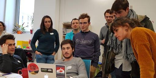 """Atelier Ronalpia à Grenoble """"Outille-toi pour passer de l'idée au projet"""""""
