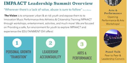 IMPAACT LEADERSHIP & ARTS Summit