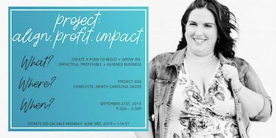 Project: Align. Profit. Impact.