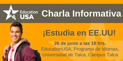 ¡Estudia en EE.UU!