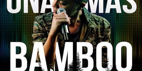 BAMBOO'S UNA MAS US TOUR 2019 tickets