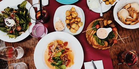 Italian And Syrian Fusion Supper Club tickets