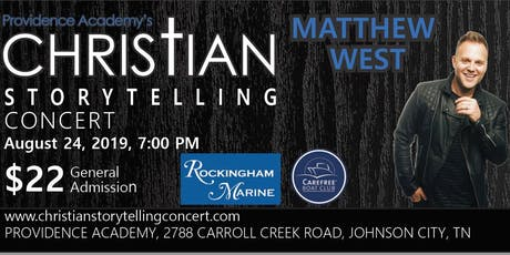 Christian Storytelling Concert 2019 tickets