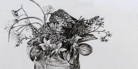 First Steps in Drawing Using Pen & Ink  2-Day Course tickets