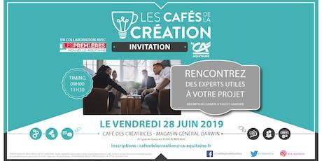 Café des Créatrices billets