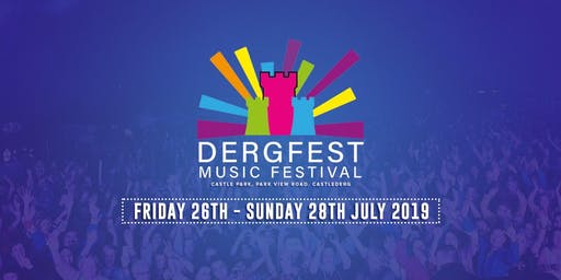 DergFest Weekend Ticket