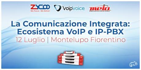 La Comunicazione Integrata: Ecosistema VoIP e IP-PBX tickets