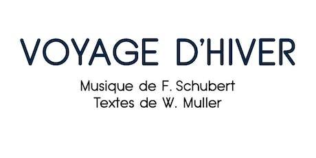 VOYAGE D'HIVER billets