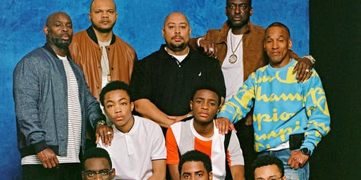 """SittingPretty702 Presents Soulful Strokes """"When They See Us"""""""