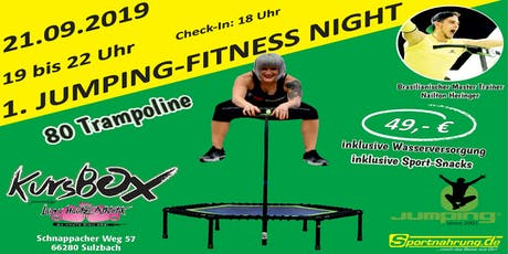 1. Jumping-Fitness Night Tickets