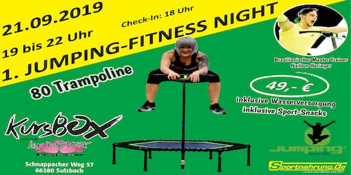 1. Jumping-Fitness Night