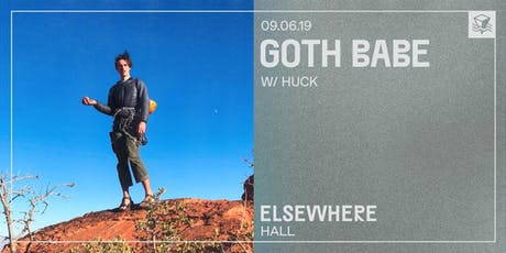 Goth Babe @ Elsewhere (Hall) tickets