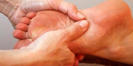 Journée d'initiation au massage des pieds billets