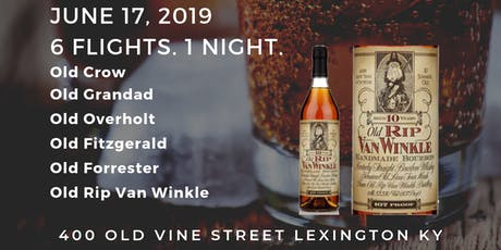 """The gift of a """"Kentucky Hug"""" - Celebrate with the """"Olds"""" Bourbon Event tickets"""