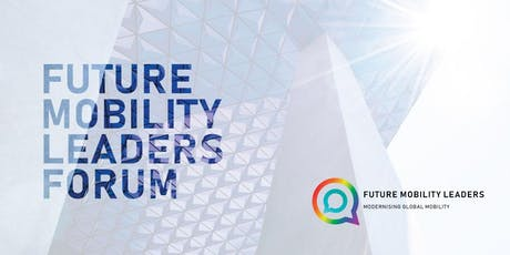Future Mobility Leaders – July Event tickets