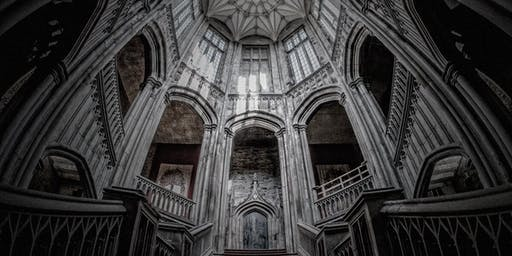 Margam Castle Ghost Hunt with Haunted Houses Events