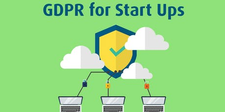 GDPR for Start-ups tickets