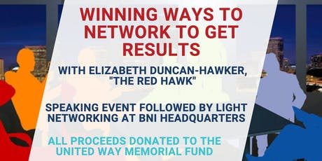 Winning Ways to Network to Get Results tickets