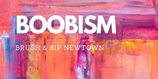 Boobism - Paint & Sip Fundraiser