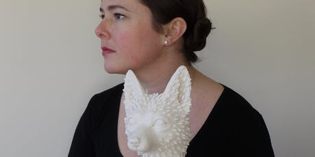 Crystal Morey: Figural Sculpture Demonstration Workshop tickets