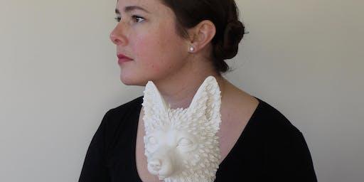 Crystal Morey: Figural Sculpture Demonstration Workshop
