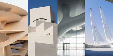 Contemporary Architecture in Qatar with Philip Jodidio tickets