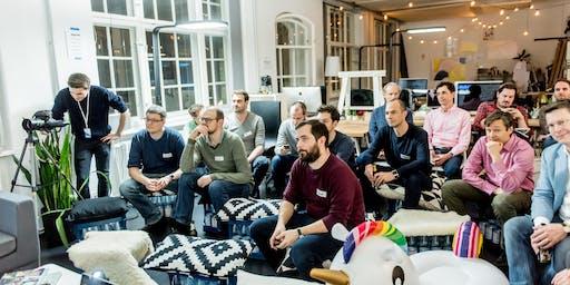 FORUM WIRTSCHAFT von PHOENIX - Jung, kreativ, erfolgreich? – Wie gut ist Deutschlands Gründerszene?