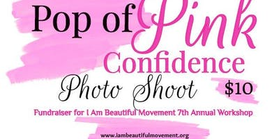 Pop of PINK Confidence Photo Shoot
