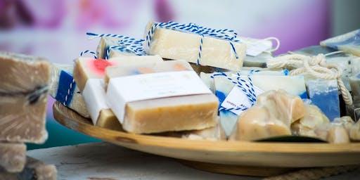 Aroma Soap Making