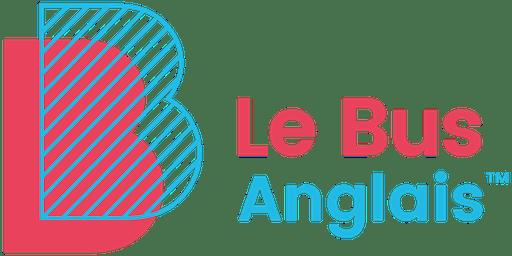 Let's Bake - Le Bus Anglais à la Butte aux Cailles