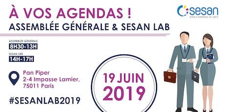 Sesan Lab 2019 billets