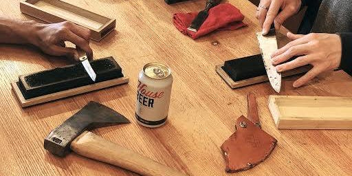Beer and Blades