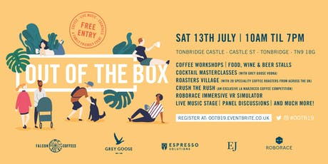 OUT OF THE BOX 2019 tickets