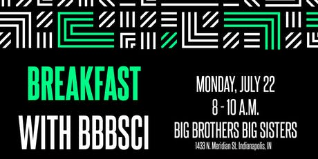 Breakfast with Big Brothers Big Sisters tickets