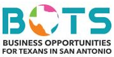 2019 BOTS: Business Opportunites for Texans San Antonio Luncheon
