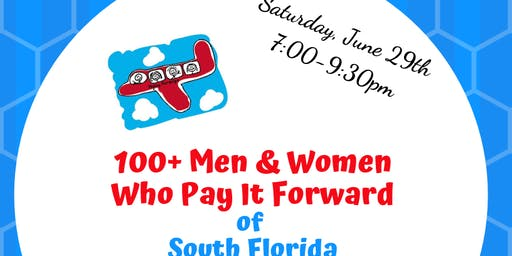 100 Men/Women Who Pay It Forward