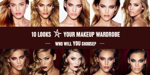 Charlotte Tilbury Iconic Brush Along Masterclass - Kingston (Make Up)