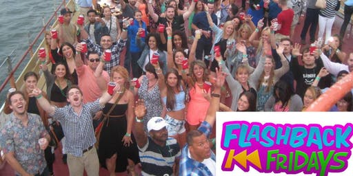 Flash Back Friday Cruise - 6/28 Fast Times 80s Band & DJ