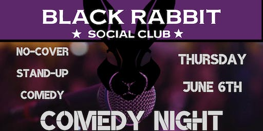 Black Rabbit Comedy Night